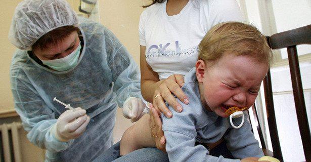 В России от гриппа привились около 50 миллионов человек