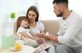Педиатры подсказали, как защитить ребенка от простуды