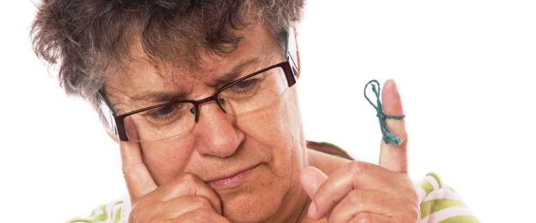 12 признаков надвигающегося слабоумия. Важно знать!