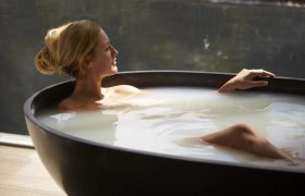 Пять веских причин лишний раз понежиться в ванной