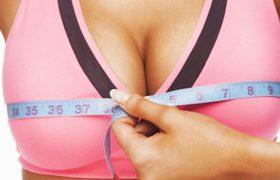 Увеличение груди с помощью пластической хирургии