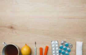 Препараты и таблетки от гриппа и простуды