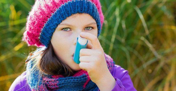 Микробиом влияет на риск развития астмы у детей