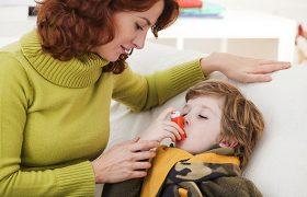 Все о том, как лечить астму у ребенка