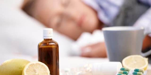 Как не заболеть гриппом перед Новым годом