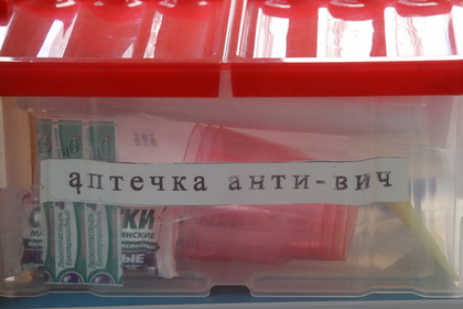 Вооруженный конфликт на Украине привел к эпидемии ВИЧ