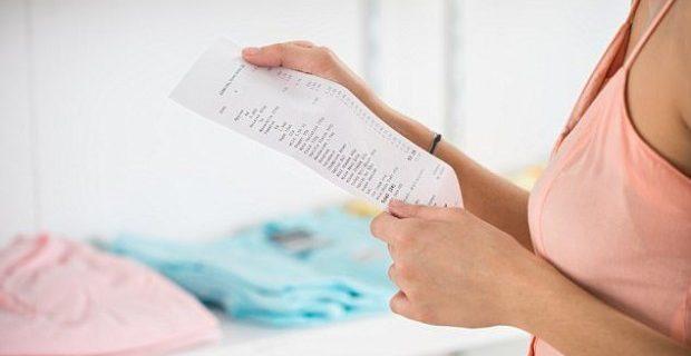 Более 90% чеков и квитанций содержат опасные для здоровья вещества