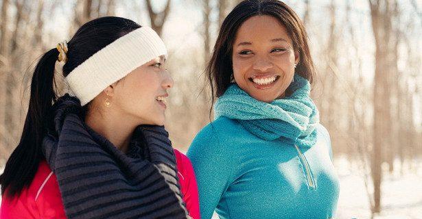 Зимний фитнес: как укрепить иммунитет