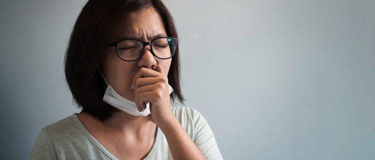 Грипп распространяется не только через кашель
