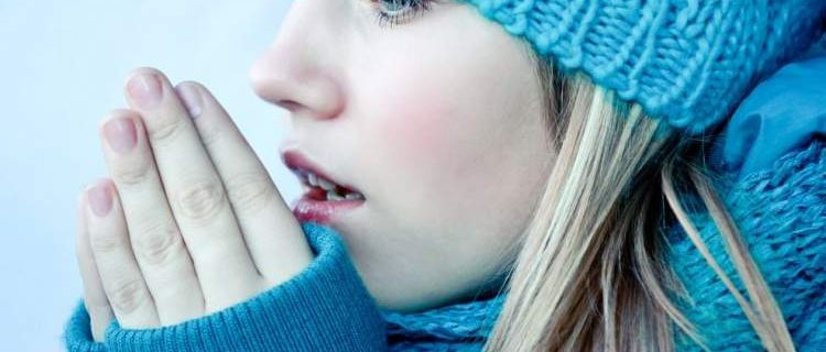 Характерные симптомы аллергии на холод