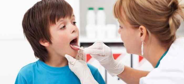 Сыпь в детском возрасте