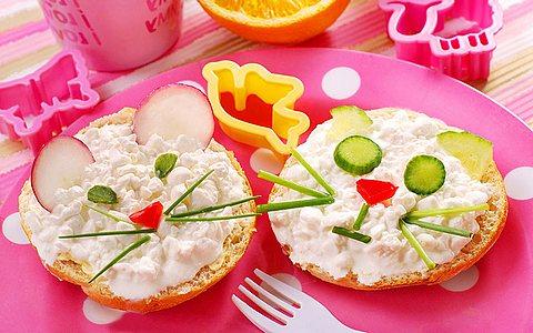 Кулинария: блюда для детей