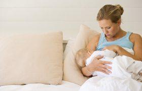Какие антибиотики можно употреблять при кормлении грудью?