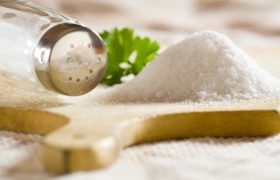 Соль способна бороться с инфекциями