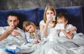 Новая волна гриппа: как уберечь себя весной