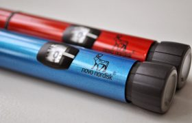 Шприц-ручка для введения инсулина