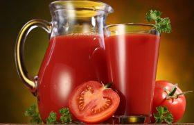 Какая польза от помидор и томатного сока?