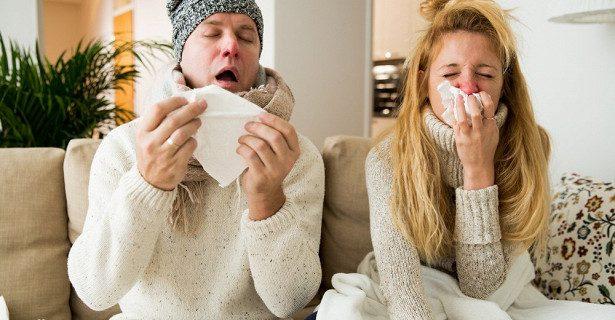 Мужчины легче женщин болеют гриппом