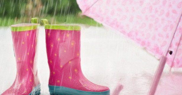 Как не заболеть, если промокли ноги