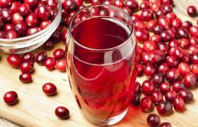 Клюквенный сок эффективно борется с инфекциями мочеполовой системы