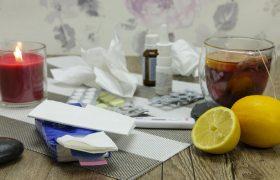 В России упала заболеваемость гриппом