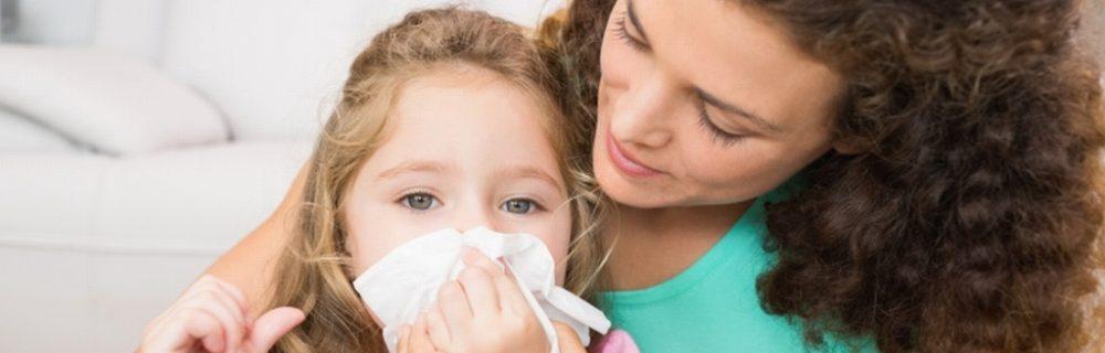 Насморк у детей — симптомы и лечение народными средствами