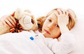 Детская простуда может спровоцировать инсульт