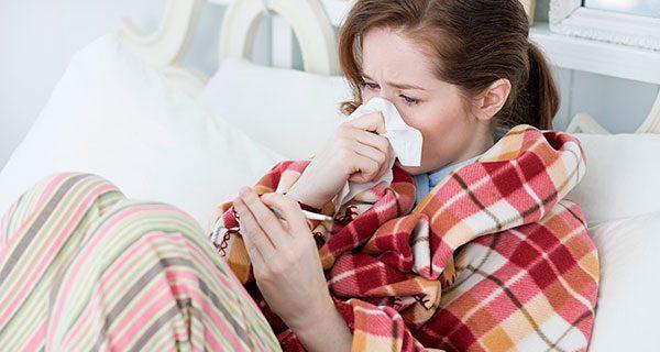 Ошибки при лечении простуды