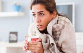 Повышенная зябкость указывает на проблемы со здоровьем