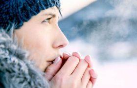 Как следует вести себя в морозы