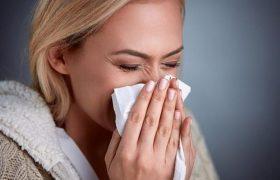 Риск заболеть гриппом зависит от микробов в носу