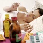 Снижение температуры при гриппе мешает выздоровлению