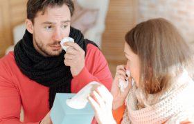 Носовые платки с вирусом могут заменить прививки