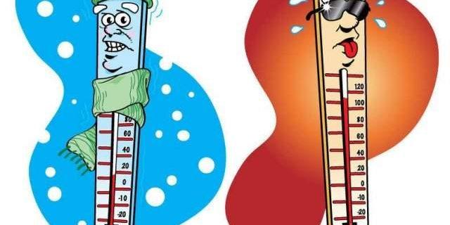 Медики рассказали, как адаптироваться к перепадам температур