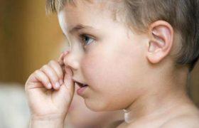 Микрофлора носа у детей может служить индикатором легочных инфекций