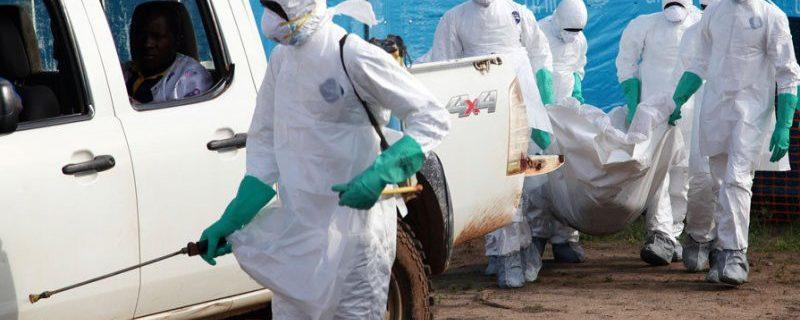 Лихорадка эбола убивает людей в Конго