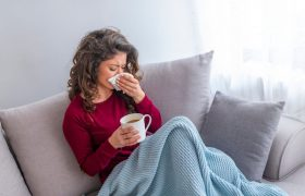 Синусит, простуда, аллергия и другие проблемы, вызывающие насморк