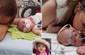 Младенца спасли от менингита с помощью холодной воды