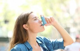 Многие астматики могут получать вредные доза стероидов