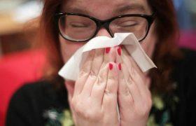 Бактерии коклюша спят в носу и горле