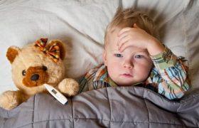 Вирус обычной простуды может вызывать смертельно опасный паралич у детей