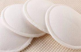 Прокладки для груди: какую форму выбрать?