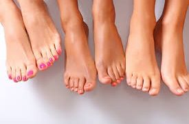 Как предотвратить грибок на ногах