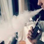 Электронные сигареты, так же как и обычные, вызывают ''кашель курильщика''