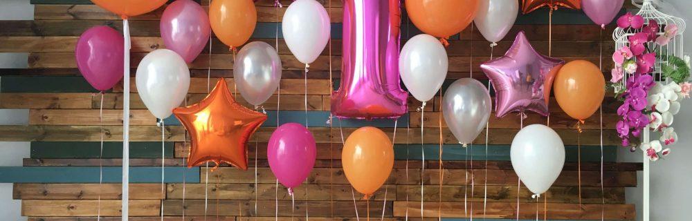 Воздушные гелиевые шары на любое мероприятие