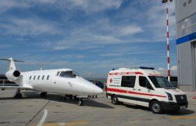 Санитарная авиация: когда каждая минута дорога.