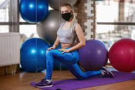 Как не заразиться COVID-19 во время занятий в спортзале?