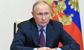 Путин поручил оценить эффективность российских вакцин против новых штаммов коронавируса