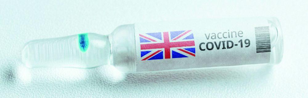 В Великобритании начались первые испытания бустерной вакцины против COVID-19