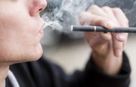 Электронные сигареты делают людей более восприимчивыми к гриппу